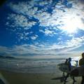 Photos: 本日サーフィン日和♪