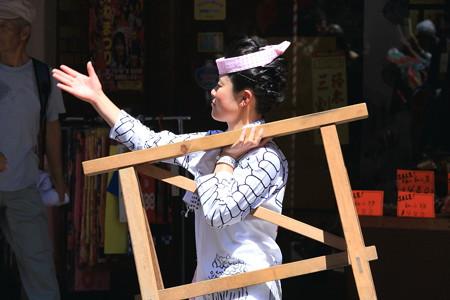 2012.08.05 富士 甲子祭 神輿 囃し