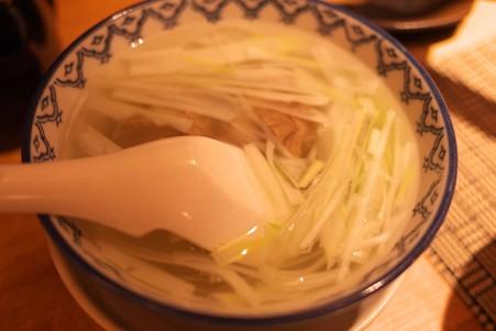 2012.08.12 仙台 牛たん炭焼 利久 テールスープ