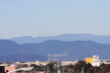 2012.10.24 駅前 宮ヶ瀬ダム