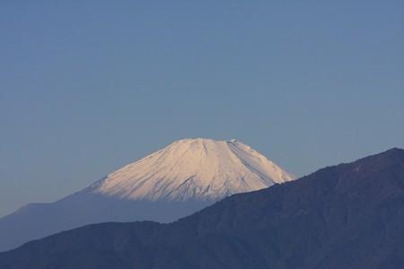 2012.11.02 駅前 富士山