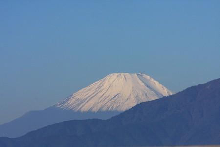 2012.11.10 駅前 富士山