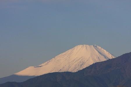 2012.11.15 駅前 富士山