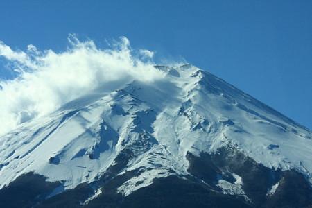 2012.11.27 御殿場~河口湖 富士山
