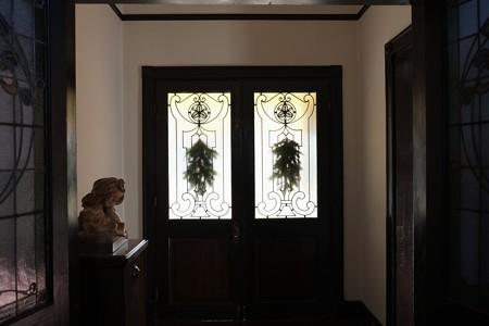 2012.12.05 山手西洋館世界のクリスマス2012 外交官の家 玄関 フランス