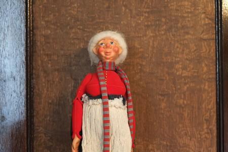2012.12.05 山手西洋館世界のクリスマス2012 山手111番館 暖炉の上 デンマーク