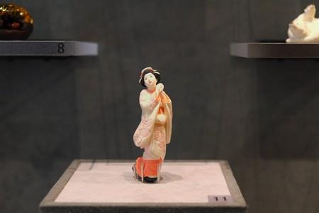 2012.12.06 上野 東京国立博物館 根付 高円宮コレクション お願い 駒田柳之 1989