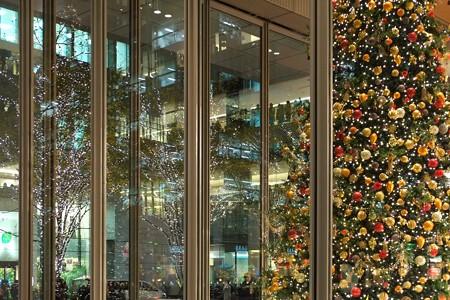 2012.12.06 東京 丸ビル クリスマスツリー