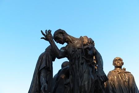 2012.12.06 上野 国立西洋美術館 カレーの市民 オーギュスト・ロダン