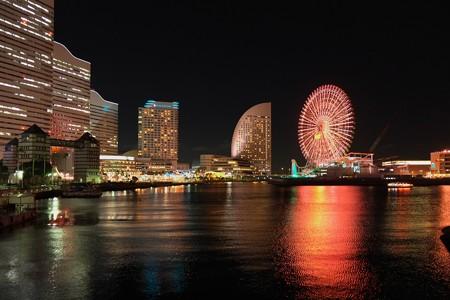 2012.12.09 みなとみらい 観覧車