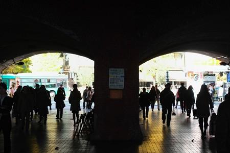 2012.12.16 有楽町 ガード