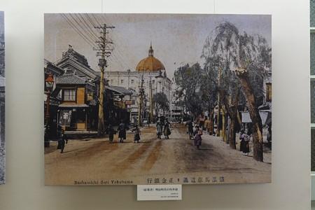 2012.12.27 馬車道 神奈川県立歴史博物館