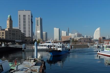 2013.01.12 みなとみらい 象の鼻地区 ネプチューン