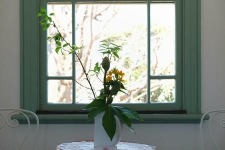 2013.03.06 ブラフ18番館 窓辺