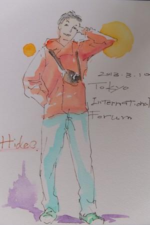 2013.03.10 Tokyo International Forum Hidewaku
