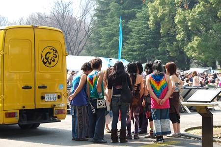 2013.03.10 日比谷公園 311 東日本大震災 市民のつどい Gocoo & GoRo