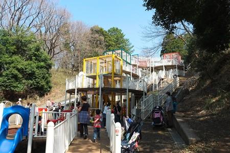2013.03.19 大池公園 とりでの森
