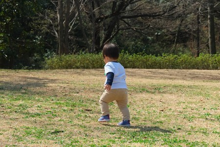 2013.03.19 大池公園 王子走る