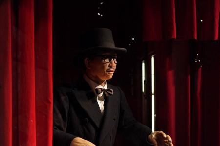 2013.04.05 みなとみらい 日本新聞博物館 ロボット弁士