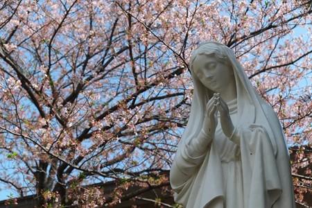 2013.04.05 山手 カトリック山手協会 マリア