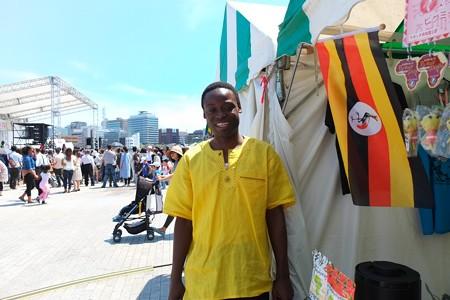 2013.05.12 赤レンガ倉庫 African Festa 2013 ウガンダ共和国から