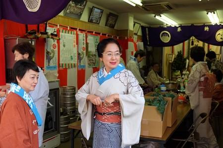 2013.05.18 浅草 三社祭 神酒所女衆
