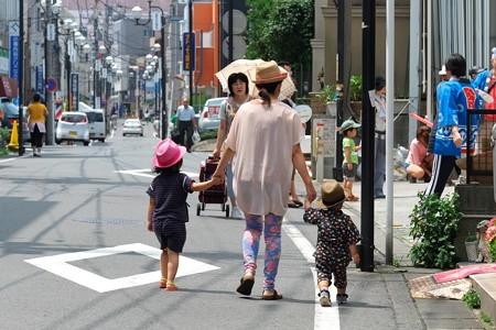 2013.07.27 商店街 お祭り