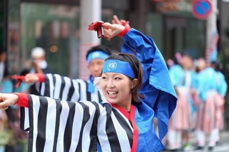 2009.08.04 富士市 甲子祭 よさこい踊り