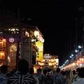 照片: 2013.08.04 富士市 甲子祭 屋台 帰町