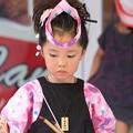 照片: 2013.08.04 富士市 甲子祭 屋台 落書き煎餅