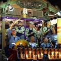 照片: 2013.08.04 富士市 甲子祭 屋台