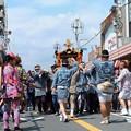 照片: 2013.08.04 富士市 甲子祭 御神輿