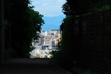 2013.09.04 山手 長い階段