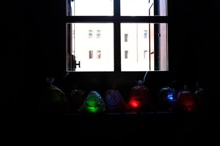 2013.10.27 横浜赤レンガ倉庫 灯り袋