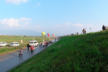 2013.11.04 2013佐賀バルーンフェスタ レース中止決定の後 6