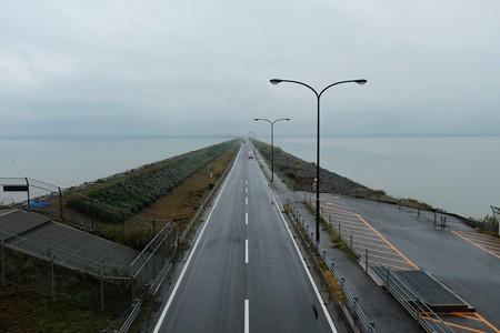 2013.11.03 佐賀 諫早湾 潮受け堤防