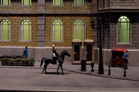 2013.11.13 原鉄道模型博物館 ロンドン市警察
