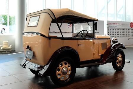 2013.11.13 日産本社 ダットサン12型フェートン 1933