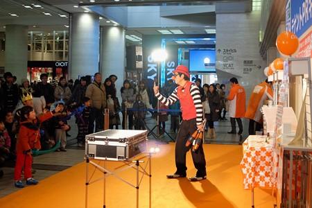 2013.12.22 横浜 そごう前広場 年末イベント