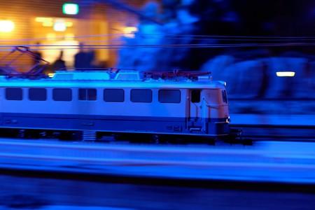 2013.12.22 原鉄道模型博物館 夜行列車