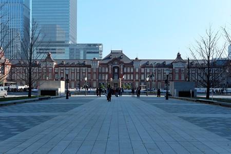 2014.01.01 東京駅 駅景-1