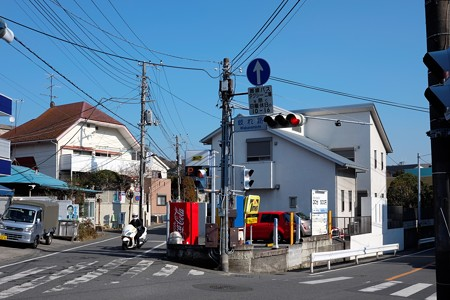 2014.01.22 鎌倉 岐れ路