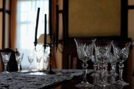 2014.01.29 山手 ベーリック・ホール ワイングラス