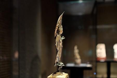 2014.02.07 東京国立博物館 勢至菩薩立像 中国 TC-652