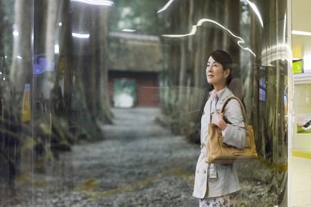 2014.03.19 東京駅 新幹線改札前 憧れ