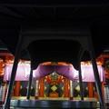 Photos: 大香炉と本堂