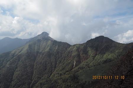 Photos: 20121011 石鎚山 すごい!!!!