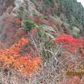 Photos: 20121011 石鎚山 天狗岳も