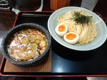 丸和本店の嘉六つけ麺・並