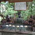 写真: 新屋山神社 本宮 手水舎